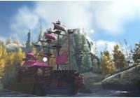 中國基建果然NO.1 中國玩家在《ATLAS》裡搭建城堡老外看了都服!