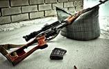 輕武器欣賞系列,這是一組木託步槍圖,喜歡的收好