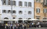 老公共度「羅馬假日」
