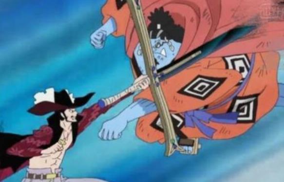海賊王:鷹眼親口承認不如四皇,為何能戰平香克斯
