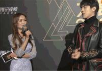華表獎紅毯上,跟彭昱暢比起來,李易峰有點反常,他是怎麼了?