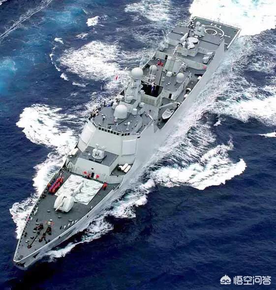 現在的導彈驅逐艦船體有多厚,如此設計的目的是什麼?