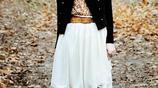 控制不住春天的溫度,但是我能靠絲絨外套控制自己的時尚度