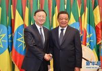 埃塞俄比亞總統穆拉圖會見楊潔篪