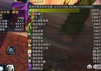 《魔獸世界》的傷害統計插件,有玩家認為只起到排名虛榮感,你覺得DPS排名作用大嗎?