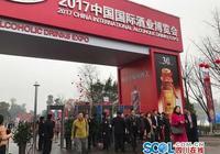 36國酒業大咖齊聚瀘州 2017中國國際酒業博覽會盛大開幕