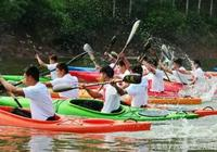 勐臘全國皮划艇熱帶雨林挑戰賽在望天樹景區落幕!