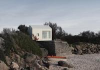 12平米的諾曼底海邊小屋