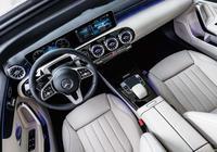 新款的奔馳A-Class上市,定位是背掀車,裝備齊全,競爭力十足