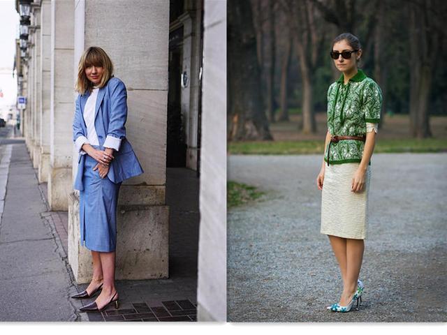 腿粗胯寬千萬別穿這3條半身裙,暴露缺點