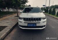 2.0T+9AT中國特供Jeep車型!JEEP大指揮官車主分享真實用車感受!