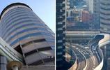 實拍:日本大樓裡面跑汽車