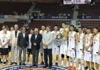 東亞籃球錦標賽:四川藍鯨隊三戰全勝奪得冠軍