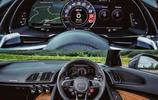 奧迪R8 Spyder