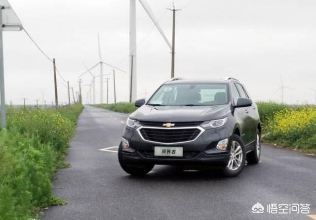 最近想買一輛SUV有5款車在考慮範圍內,可以幫我選一選嗎?大神們?