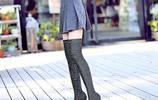 女人過了三十別打扮的隨意,學下圖這樣穿,老公都願意陪你逛街