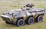 中國維和部隊裝備的WZ551型輪式裝甲車高清大圖