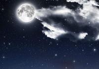 《月夜靜思》原創\\紅山晚霞