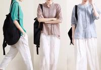 你覺得夏天什麼顏色的褲子,清爽又好搭配?