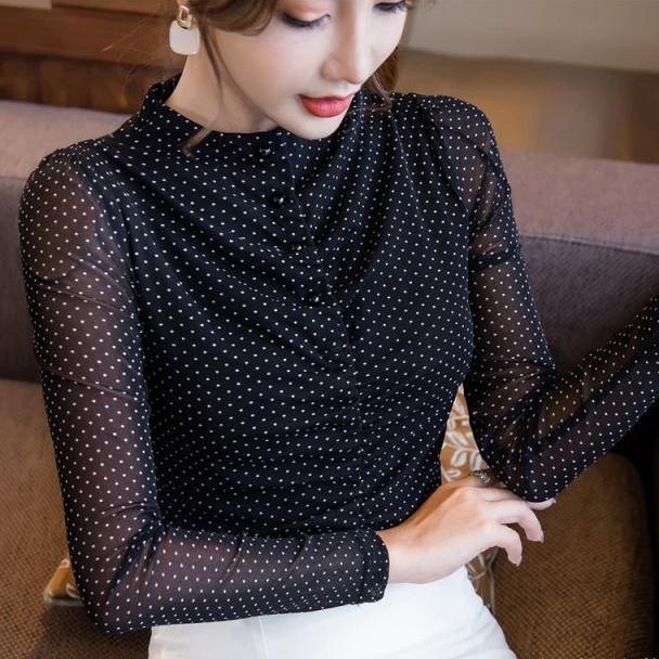 真好看!瞧這高級雪紡衫,適合60一70後女人穿,美麗又迷人!