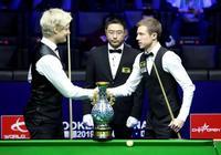 恭喜:羅伯遜11-4勝利索夫斯基奪得中國公開賽冠軍