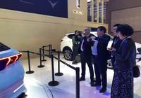 """上海車展的""""WEY""""來科技成焦點!竟引汽車界大佬集體點贊!"""
