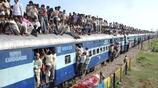 """實拍印度火車印象集錦,印度真實個很""""任性""""的國家,貧富差距相當大"""