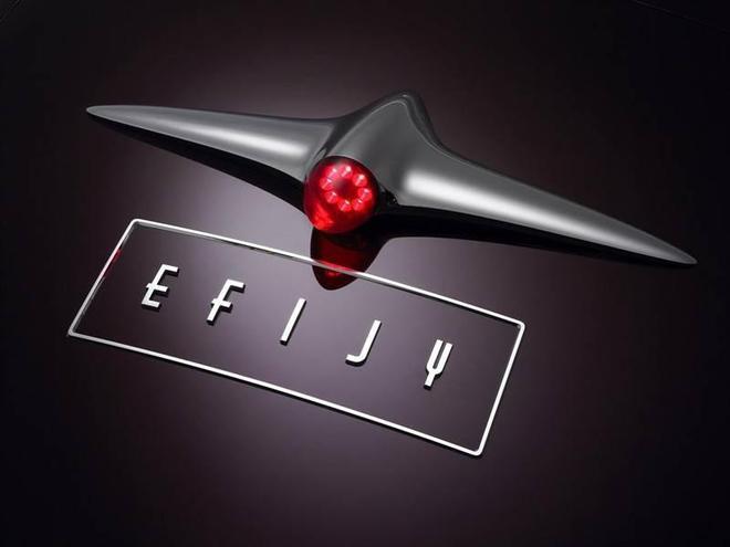 豪車展覽:汽車Efijy_Concept超豪華特寫圖集