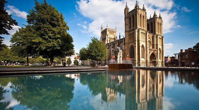 英國——布里斯托大教堂