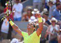 繼續完勝!納達爾橫掃錦織圭進法網四強 半決賽靜候瑞士德比勝者