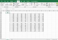 Excel知識-添加打開密碼和鎖定工作表但指定區域可編輯