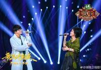劉歡袁婭維《歌手》舞臺上的第二次師徒合作又是全場最佳!