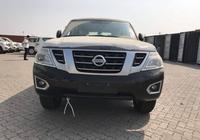 中東版日產途樂又出新款車型:日產途樂4.0SE-OPT七座越野SUV