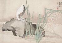 中國花鳥畫承前啟後的巨匠—任伯年
