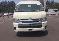 豐田海獅2.7L進口小巴車 十座十五座手續