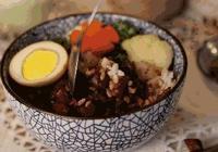 一碗絕妙的臺灣滷肉飯的標準是什麼?