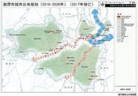 深度解讀:湘潭城市特色和整體城市設計重點內容