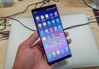 三星Note 8國行版首批用戶開箱晒單,這才叫全面屏!