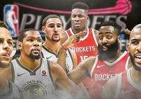 NBA季後賽西部半決賽視頻直播:火箭VS勇士 火勇大戰,巔峰對決!