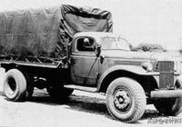 道奇T234 抗戰中美國援助給中國的特供版中型卡車
