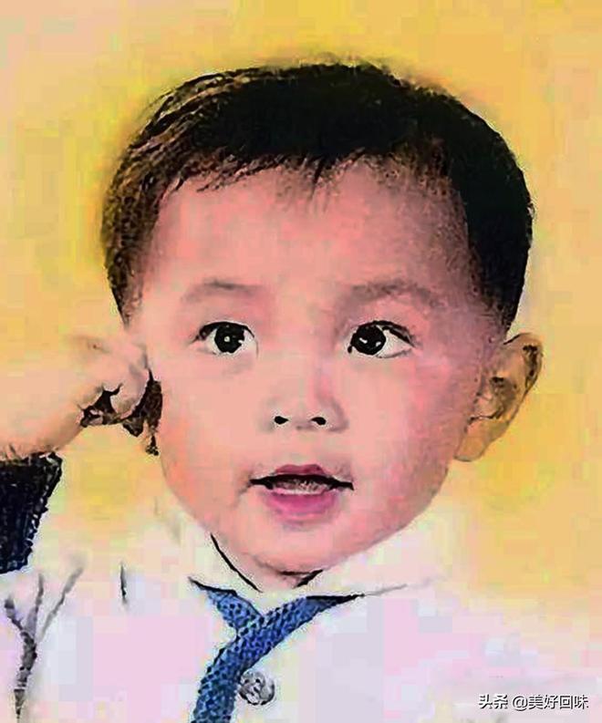 明星童年照:張一山、陳曉、楊玏、關曉彤、張傑、張藝興、陸毅