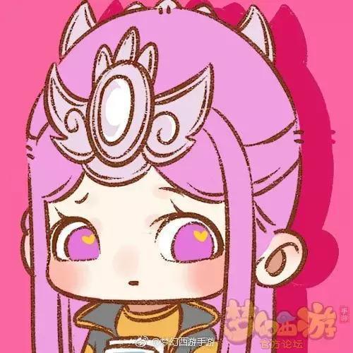 夢幻西遊手遊:精選女主角頭像來襲,可愛的你過雙節了嗎?