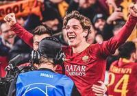 歐冠橫空出世,他是羅馬城的希望,也是意大利足球的希望