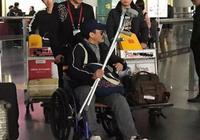吳京坐輪椅回片場獲贊,看到他6歲以來的受傷經歷才知道他有多拼