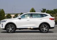 連續5個月銷量破萬,這車配19英寸輪胎,頂配197馬力配四驅才14萬