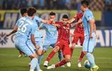 足球——亞冠:上海上港隊晉級八強