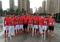 朝陽籍橄欖球運動員獲第十三屆全運會男子橄欖球比賽第四名