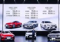 150萬降到88萬,降價最猛的雷克薩斯,卻依然賣不過7系S級