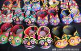 農村90歲老人傳統手藝,家中做兒時寶寶鞋,30元一雙不捨得賣