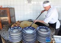 一帶一路·好味道|烏茲別克斯坦抓飯